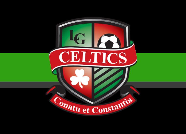 Gary Cole Design Corporate Identity- LaGrange Celtics