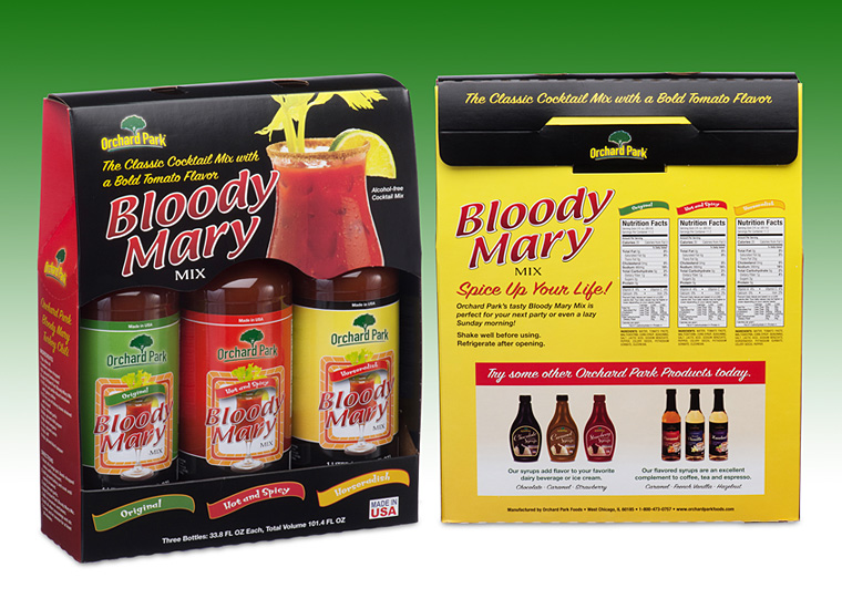 Product Packaging - Carton Design