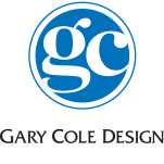 Gary Cole Design Logo