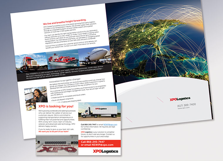 Gary Cole Design - Print Marketing Material