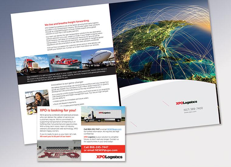Gary Cole Design - Print Marketing Material