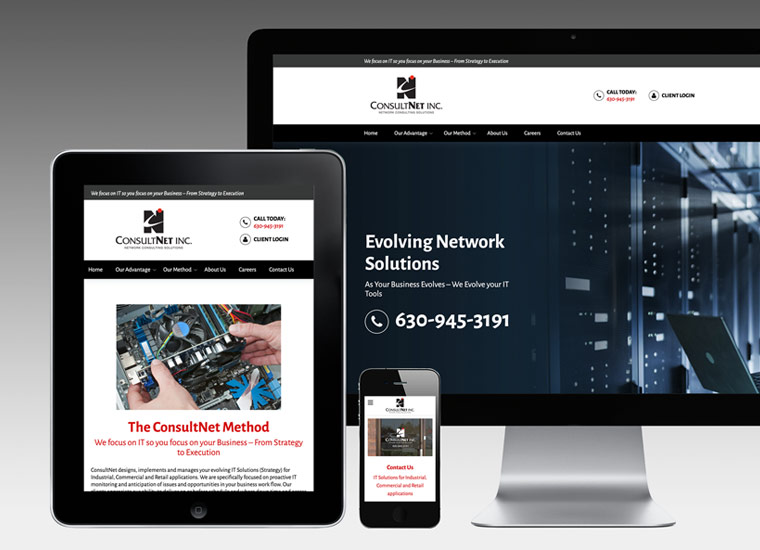 Gary Cole Design - Mobile-Friendly Websites