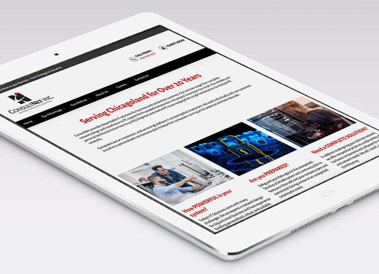 Gary Cole Design - Responsive Website Design